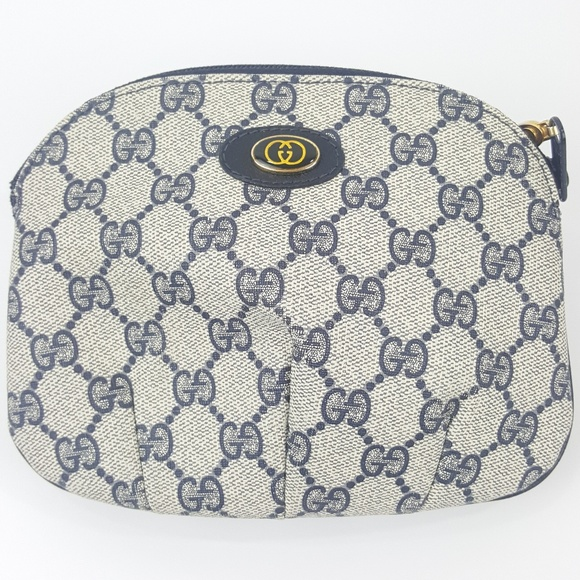 fbda4ac2acd Gucci Handbags - Vintage Gucci Small Cosmetic Pouch Case Makeup Bag